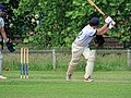 Woodford Green CC v. Hackney Marshes CC at Woodford, East London, England 091.jpg