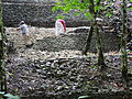 Workers Reconstructing Stone Edifice - Palenque Archaeological Site - Chiapas - Mexico (15491730737).jpg