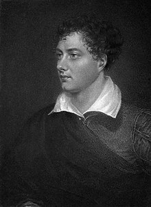 Works of Lord Byron Poetry Volume 1 frontispiece.jpg