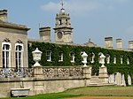 Wrest Park Clock Tower & Service block.JPG
