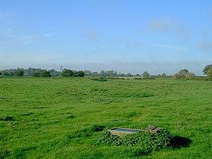 Wyberton - Site of Wyberts Castle