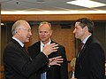 Wyoming - Gov Mead and Sec Salazar (6483644171).jpg
