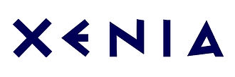 Xenia (hotel) - The logo of the hotels
