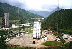 Xichang Satellite Launch Center - Wikipedia