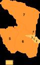Hành chính Tây Ninh