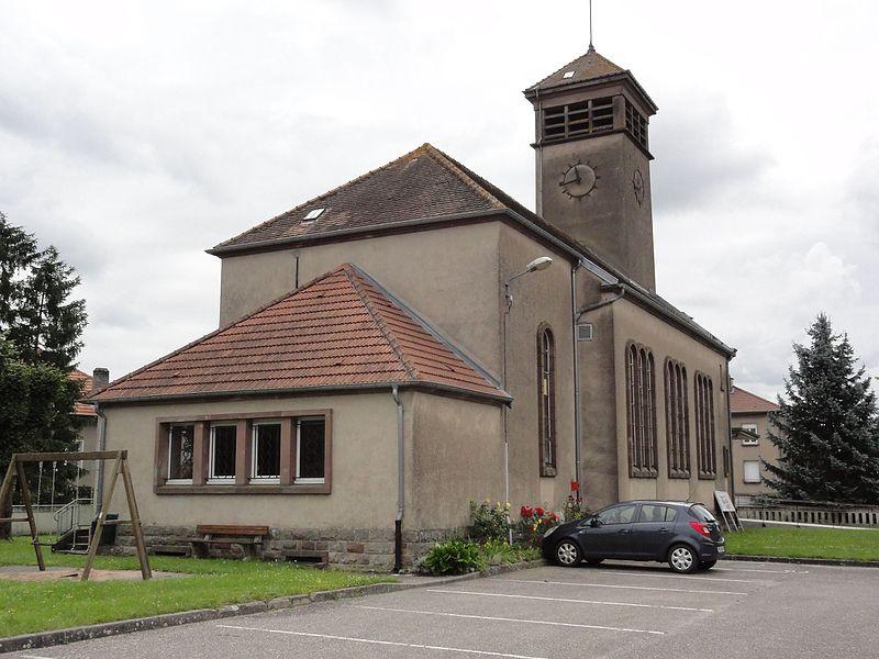 Xousse (M-et-M) église