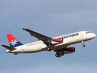 YU-APG - A320 - AirSERBIA