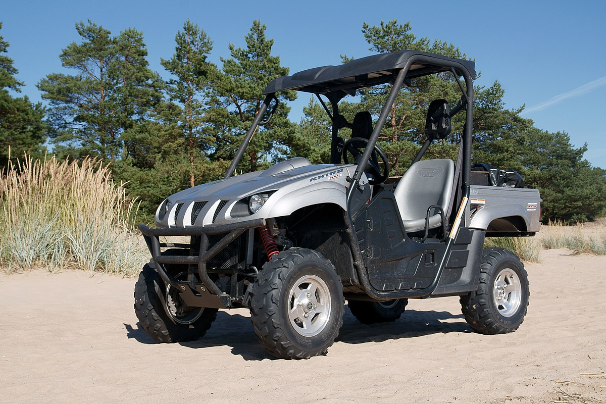 Yamaha Rhino  Hard Top