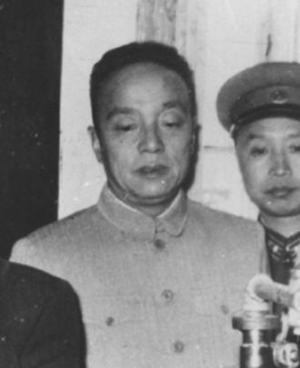 Yang Shangkun - Yang Shangkun in 1958