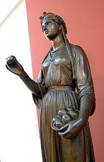 Iðunn Norse goddess