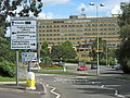 Yeovil District Hospital and Hospital Roundabout - geograph.org.uk - 1429924.jpg