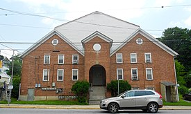 Yoe, York Co PA big apartment bldg.jpg