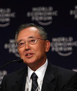 Yoshihiko Miyauchi Japanese businessman (born 1935)