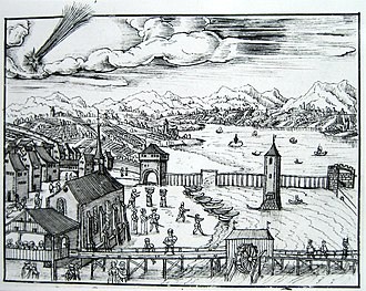 Grosser Hafner - Schweizer Chronik by Christoph Silberysen, 1576