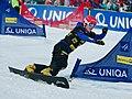 Zan Kosir FIS World Cup Parallel Slalom Jauerling 2012.jpg