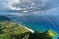 Zauber des Regenbogens über Madeiras Küste. 06.jpg