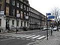 Zebra crossing in Guilford Street - geograph.org.uk - 1657550.jpg