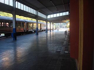 Zonguldak railway station