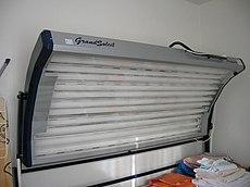 Zonnebank wikipedia for Lampen zonnehemel