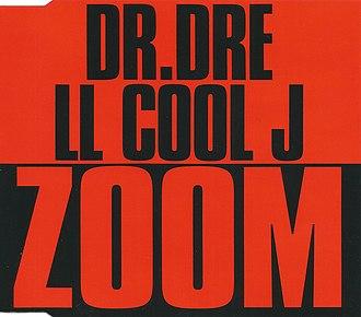 Zoom (Dr. Dre song) - Image: Zoom LL Dre