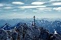 Zugspitze - Summit (6761797085).jpg
