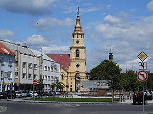 Zvolen - Evangelical Church of the Holy Trinity.JPG