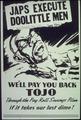 """Japs Execute DooLittle Men. We'll Pay You Back Tojo"" - NARA - 513574.tif"