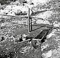 """""""Korito"""" za živino, Zadnjica - Trenta 1952.jpg"""