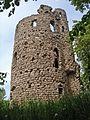 """""""Real size"""" 20m high artificial """"castle ruins"""" near Villa Dauderi, Riga - ainars brūvelis - Panoramio.jpg"""