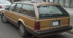 pontiac 6000 1989 1991 pontiac 6000 safari