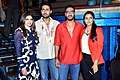 'Bol Bachchan' team on the sets of Taarak Mehta Ka Ooltah Chashmah 01 Prachi Desai, Abhishek Bachchan, Ajay Devgn, Asin.jpg