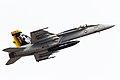 'Mace 200' - VFA-27 New CAG Bird(F-A-18E Block2) Atsugi route 2 depature. (8573750815).jpg