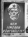 'Nem ismerek könyörületet...' 1944-es plakát Fortepan 72717.jpg