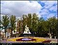 (((میدان کوره خانه مراغه در بهار ))) - panoramio.jpg
