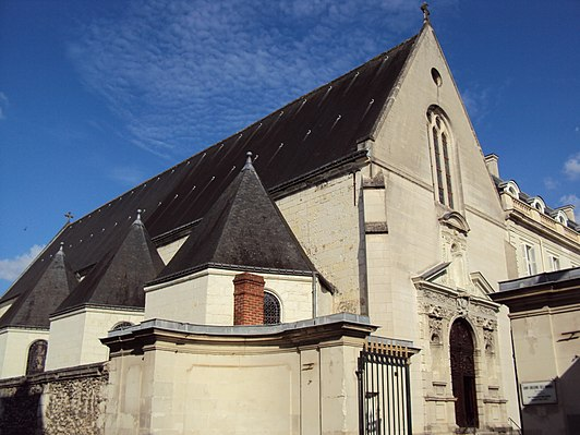 Église Saint-Grégoire des Minimes
