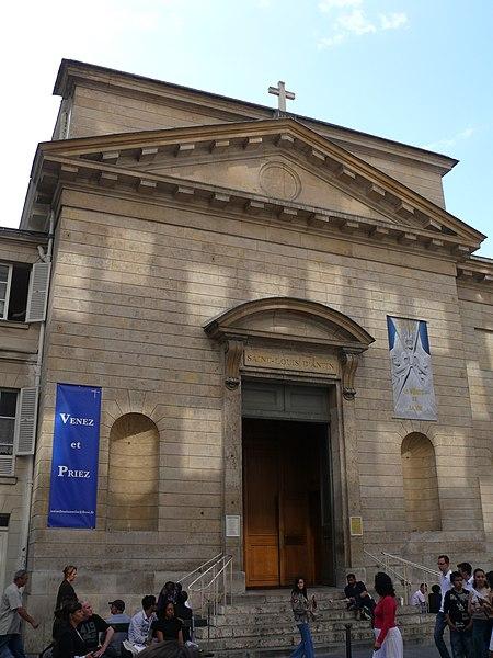 Fichier:Église Saint-Louis-d'Antin 1.jpg