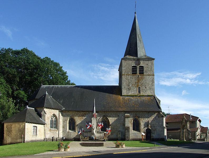 Église Saint-Maurice de Damvillers