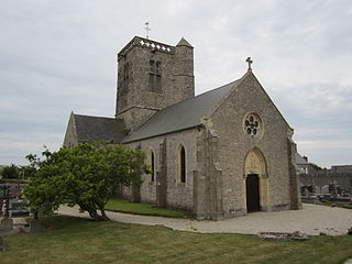 Sainte-Geneviève, Manche Commune in Normandy, France