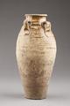 Östasiatisk keramik. Kruka för vatten eller vin, gravfynd - Hallwylska museet - 96089.tif