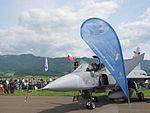 Österreich, Zeltweg (Flughafen Hinterstoisser-2013), Saab JAS 39 Gripen EBS HU, 0142.JPG