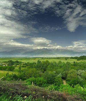 Shaki, Azerbaijan - Nature of Shaki