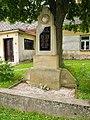 Želechy - památník obětem první světové války 1920.jpg
