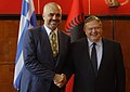 Επίσημη επίσκεψη Αντιπροέδρου της Κυβέρνησης και Υπουργού Εξωτερικών Ευ. Βενιζέλου στην Αλβανία (10309272354).jpg