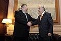 Συνάντηση Αντιπροέδρου Κυβέρνησης και ΥΠΕΞ Ευ. Βενιζέλου με Γενικό Γραμματέα ΟΟΣΑ A. Gurria (11082063996).jpg