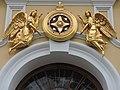 Ангелы Князь-Владимирского собора на входом.jpg