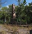 Братська могила воїнів, Кіровське кладовище 01.jpg