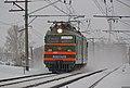 ВЛ10-1409, Россия, Новосибирская область, перегон Крахаль - Восточная (Trainpix 23379).jpg