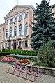 Велоінфраструктура Тернополя - Велопарковка біля Тернопільської міської ради - 17090995.jpg