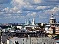 Вид на Казанский Кремль с Богоявленской колокольни.jpg