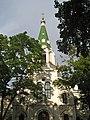 Воскресенский Новодевичий монастырь. Церковь Афонской Божией Матери.jpg